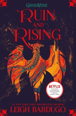 Ruin and Rising (The Shadow and Bone Trilogy #3) Cover Image