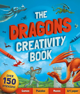 The Dragons Creativity Book Cover Image