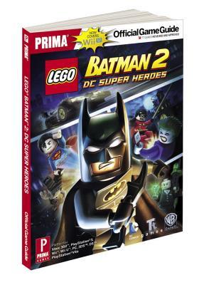 Lego Batman 2: DC Super Heroes Cover Image