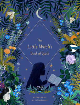 The Little Witch's Book of Spells Cover Image