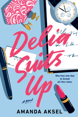 Delia Suits Up Cover Image