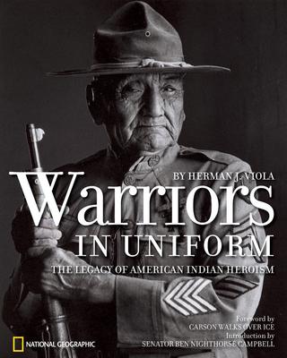 Warriors in Uniform Cover