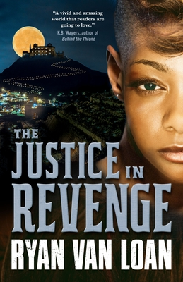 Cover for The Justice in Revenge (The Fall of the Gods #2)