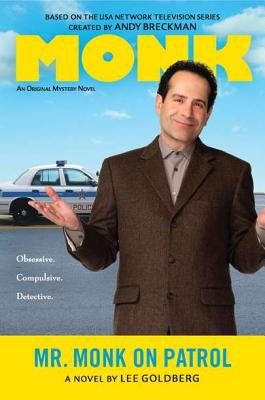Mr. Monk on Patrol Cover Image