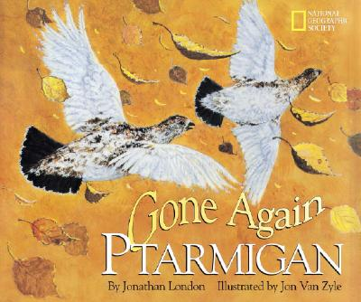 Gone Again Ptarmigan Cover