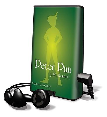 Peter Pan (Playaway Children) Cover Image