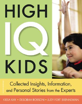 Cover for High IQ Kids