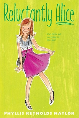 Reluctantly Alice Cover
