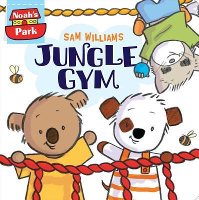 Cover for Jungle Gym (Noah's Park #2)