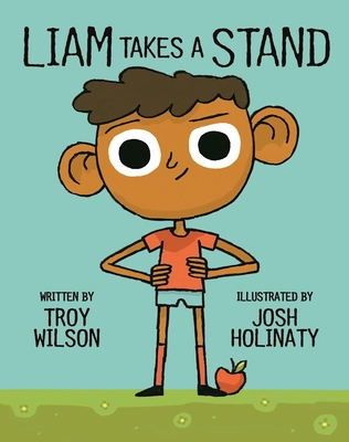 Liam Takes a Stand Cover Image