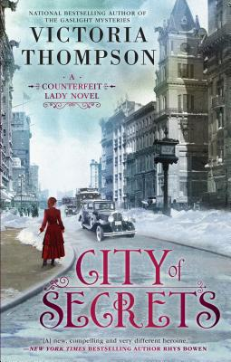 City of Secrets (A Counterfeit Lady Novel #2) Cover Image