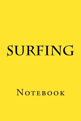 Surfing: Notebook Cover Image