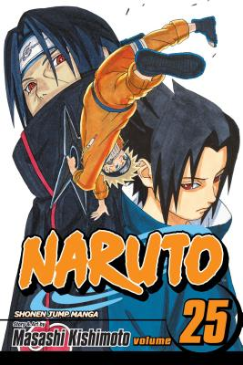 Naruto, Vol. 25 cover image