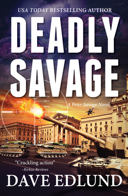 Deadly Savage Cover