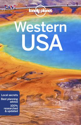 Lonely Planet Western USA (Regional Guide) Cover Image