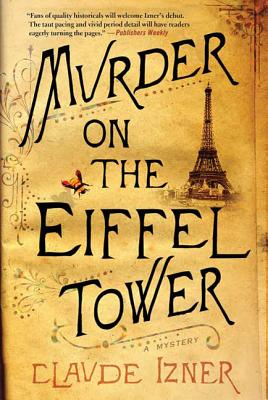Murder on the Eiffel Tower Cover