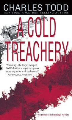 A Cold Treachery (Inspector Ian Rutledge #7) Cover Image