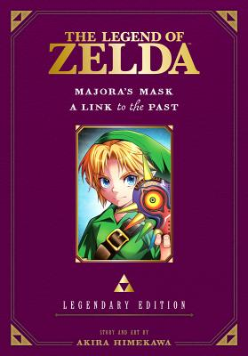 The Legend of Zelda: Majora's Mask / A Link to the Past -Legendary Edition- Cover Image