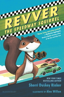 Revver the Speedway Squirrel Cover Image