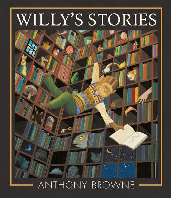 Willy's Stories Cover Image