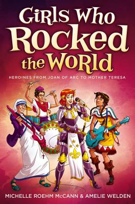 Girls Who Rocked the World Cover
