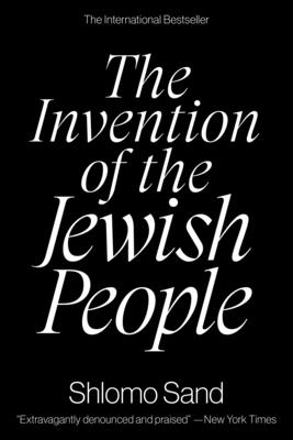 The Invention of the Jewish People Cover Image