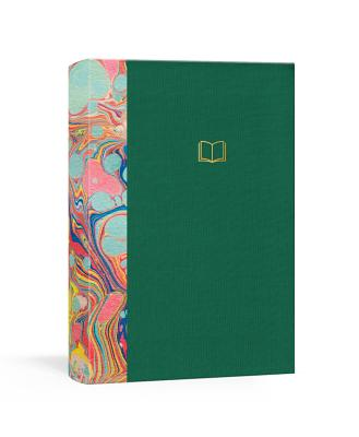 My Reading Journal: A Notebook and Diary for Book Lovers Cover Image