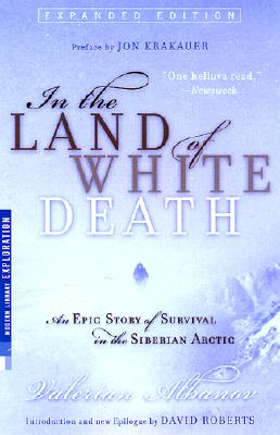 In the Land of White Death Cover
