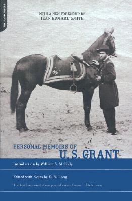 Personal Memoirs of U.S. Grant Cover