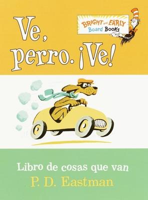Ve, Perro. Ve! Cover