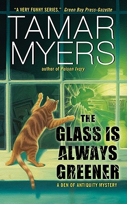 The Glass Is Always Greener Cover
