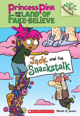 Cover for Jack and the Snackstalk
