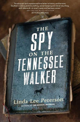 The Spy on the Tennessee Walker (Maggie Fiori Mystery) Cover Image