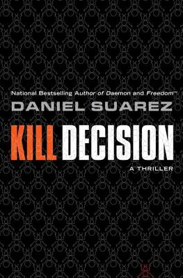 Cover for Kill Decision