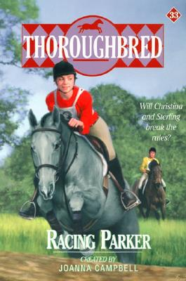 Thoroughbred #33 Racing Parker Cover Image