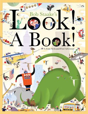 Look! a Book! Cover