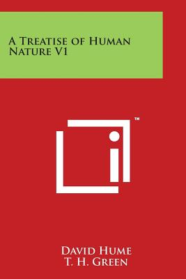 A Treatise of Human Nature V1 Cover Image