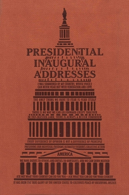 Presidential Inaugural Addresses (Word Cloud Classics) Cover Image