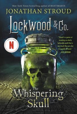 LOCKWOOD & CO.: THE WHISPERING SKULL Cover Image