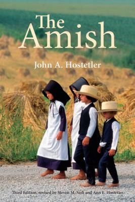 The Amish, Third Edition Cover Image