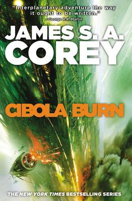 Cibola Burn (The Expanse #4) Cover Image