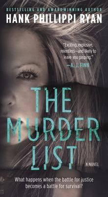 The Murder List: A Novel of Suspense Cover Image