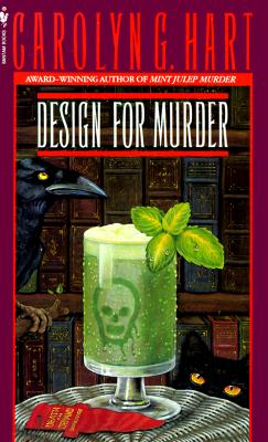 Design for Murder (A Death on Demand Mysteries #2) Cover Image