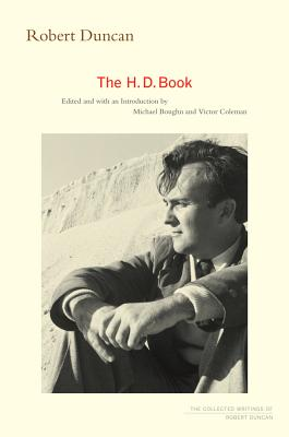 The H.D. Book (The Collected Writings of Robert Duncan #1) Cover Image
