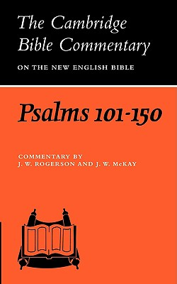 Psalms 101-150 (Cambridge Bible Commentary: New English Bible) Cover Image