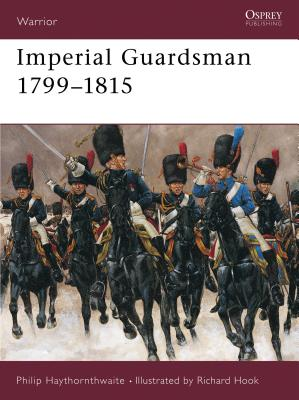 Imperial Guardsman 1799-1815 Cover