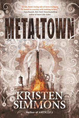 Metaltown Cover