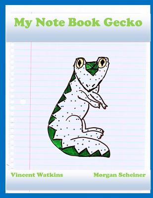 My Note Book Gecko Cover Image