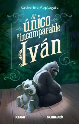 El único e incomparable Iván Cover Image