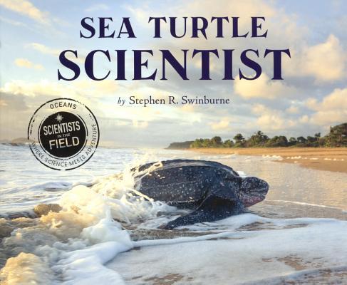 Cover for Sea Turtle Scientist